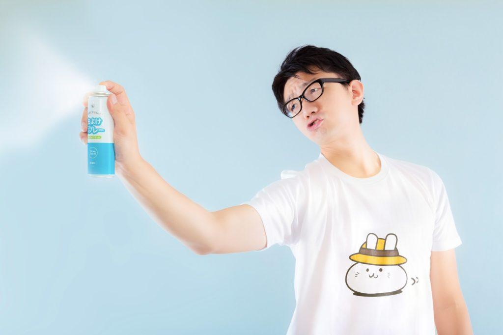 化学物質過敏症で殺虫剤が使えない!?ゴキブリ退治には身近なあれをどうぞ。