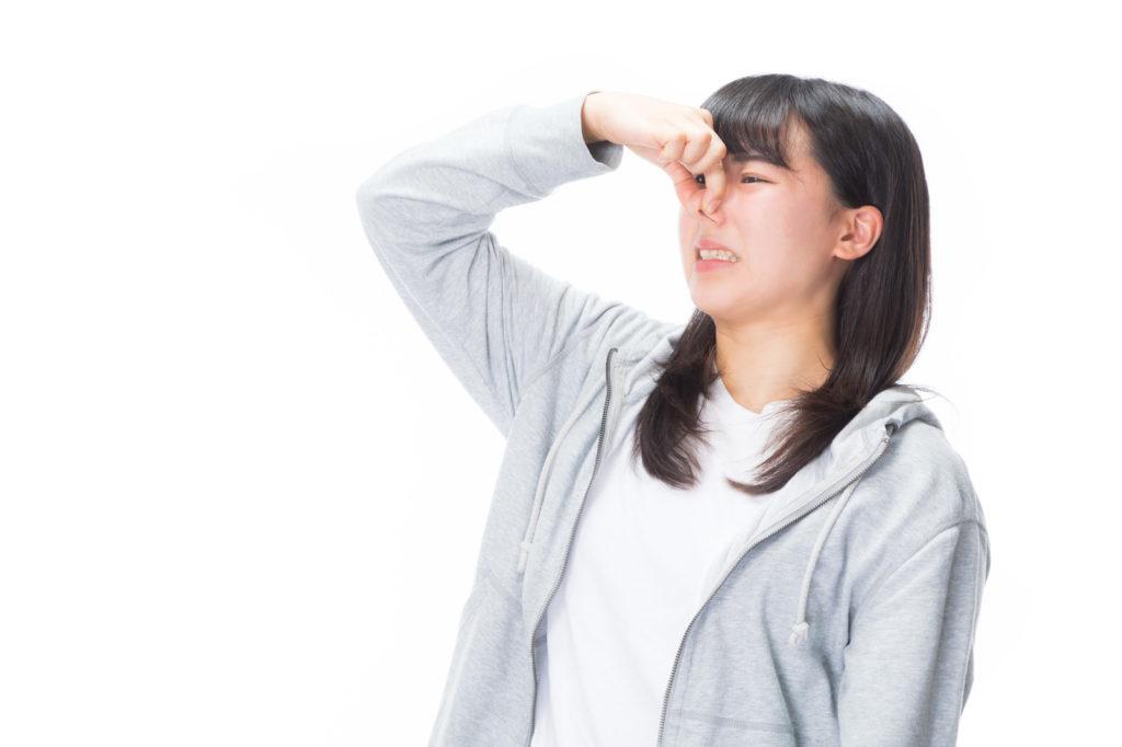 柔軟剤の臭いのイメージ画像